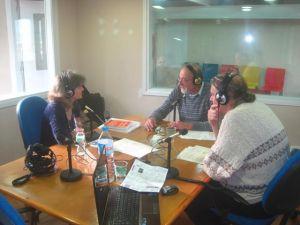 Entrevista a Esther Farga en Espai sense Limits radio Celra